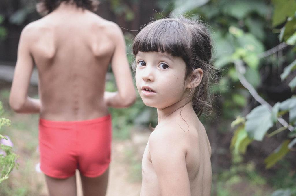 The childhood project © Ioana Bîrdu