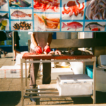 Behind the click, episode 1: The fish stall